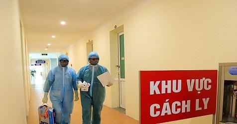 Hỗ trợ NLĐ trong khu cách ly phòng dịch