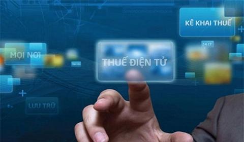 Đối tượng và quy trình đăng ký cấp mã số thuế bằng phương thức điện tử