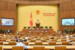 Thông cáo số 09 Kỳ họp thứ 9, Quốc hội khóa XIV