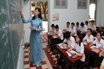 Thay đổi cách đánh giá, xếp loại học sinh THCS và THPT (dự thảo)