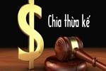 Hướng dẫn về kiểm sát việc giải quyết vụ án chia di sản thừa kế