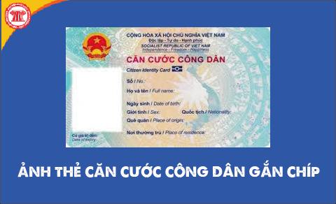 Hướng dẫn để có ảnh thẻ CCCD gắn chíp đẹp và đúng luật
