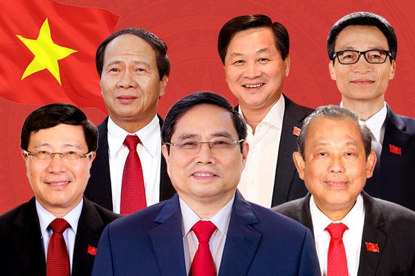 3 điểm mới trong nguyên tắc phân công giữa Thủ tướng Phạm Minh Chính và các Phó Thủ tướng
