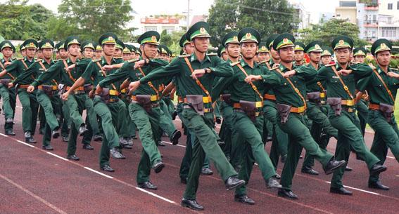 Danh mục, thời hạn định kỳ chuyển đổi vị trí công tác trong trong Quân đội