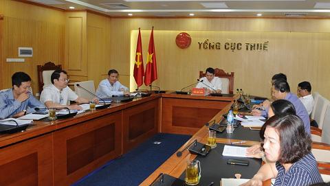 Quy định mới về cơ cấu tổ chức Tổng cục Thuế