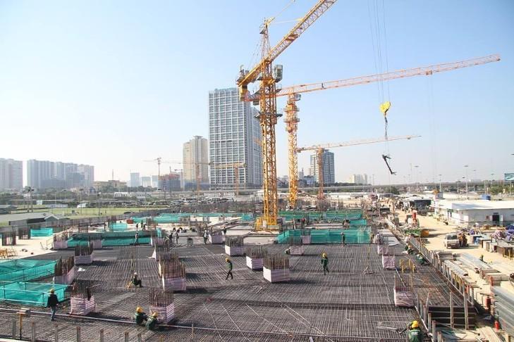 Công trình xây dựng tại TP.HCM được tiếp tục hoạt động trong thời gian áp dụng Chỉ thị 16 nhưng phải đảm bảo yêu cầu phòng dịch