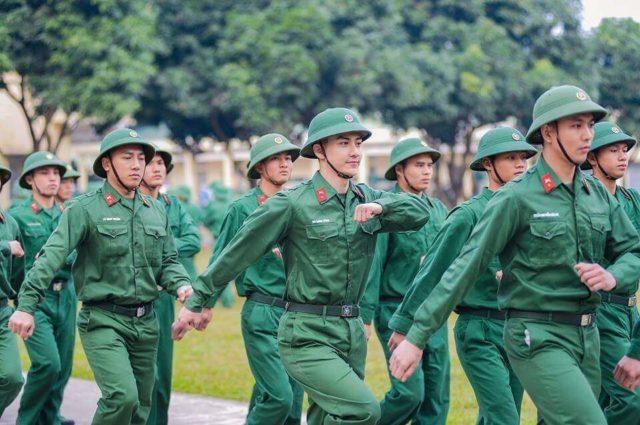 Đề xuất thời gian đi nghĩa vụ quân sự được tính để nâng lương công chức, VC