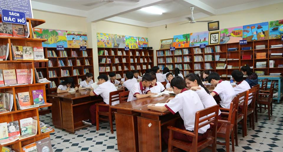 Khuyến khích trường học dành 01 tiết/tuần cho học sinh đọc sách