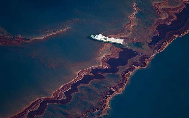 Quy định phân loại mức độ sự cố tràn dầu