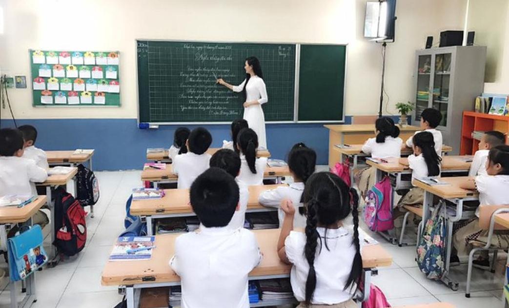 Phụ cấp ưu đãi với giáo viên tiểu học trong trường phổ thông nhiều cấp học