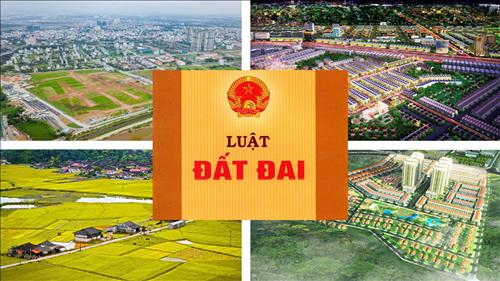 Dự kiến trình Ban Chấp hành Trung ương việc sửa Luật Đất đai trong tháng 10/2021