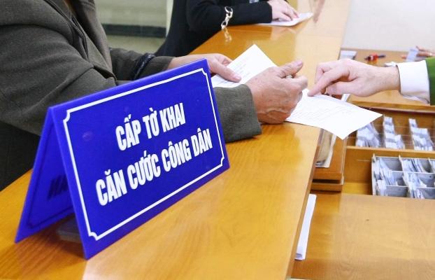 Đã có Thông tư 60/2021/TT-BCA về cấp thẻ Căn cước công dân