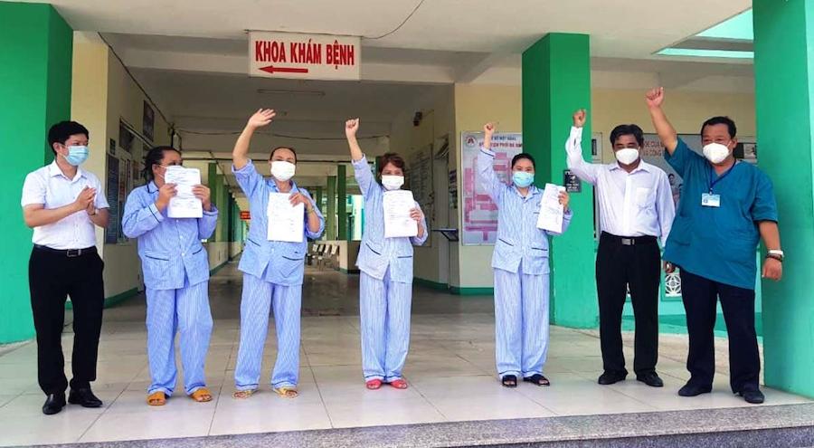 Điều kiện để bệnh nhân Covid-19 được xuất viện mới nhất