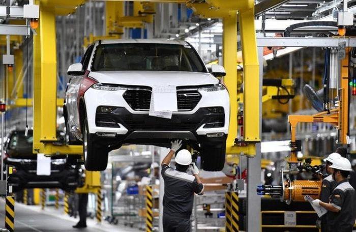 Xem xét khả năng gia hạn ưu đãi thuế sản xuất, lắp ráp ô tô