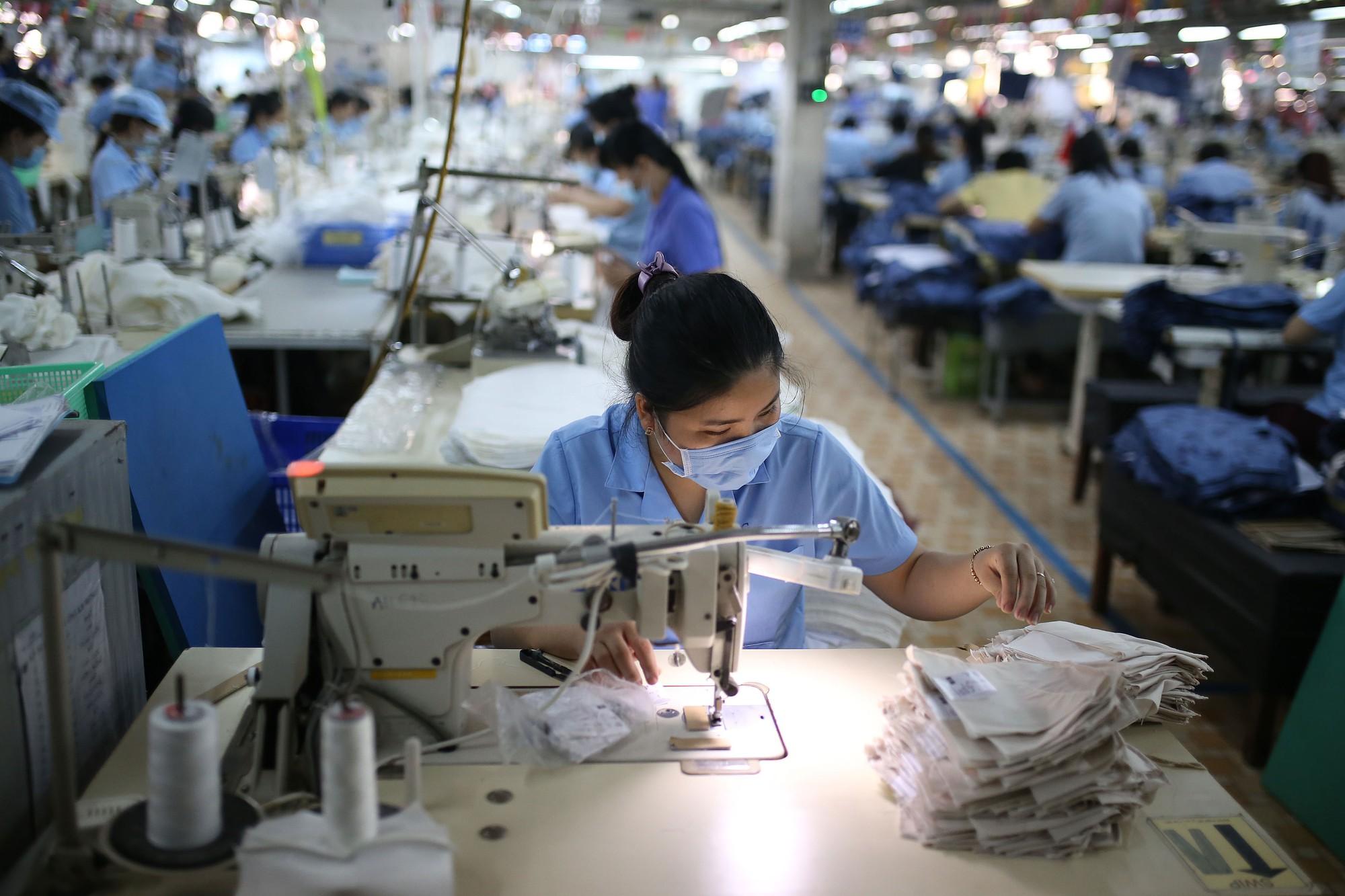 Muốn tăng lương phải tăng năng suất lao động, hiệu quả sản xuât kinh doanh